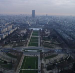 Champs de mars paris