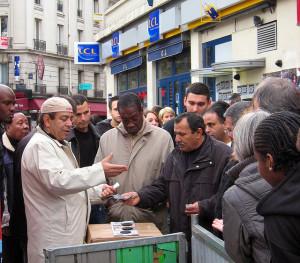 Paris Gamling Scam