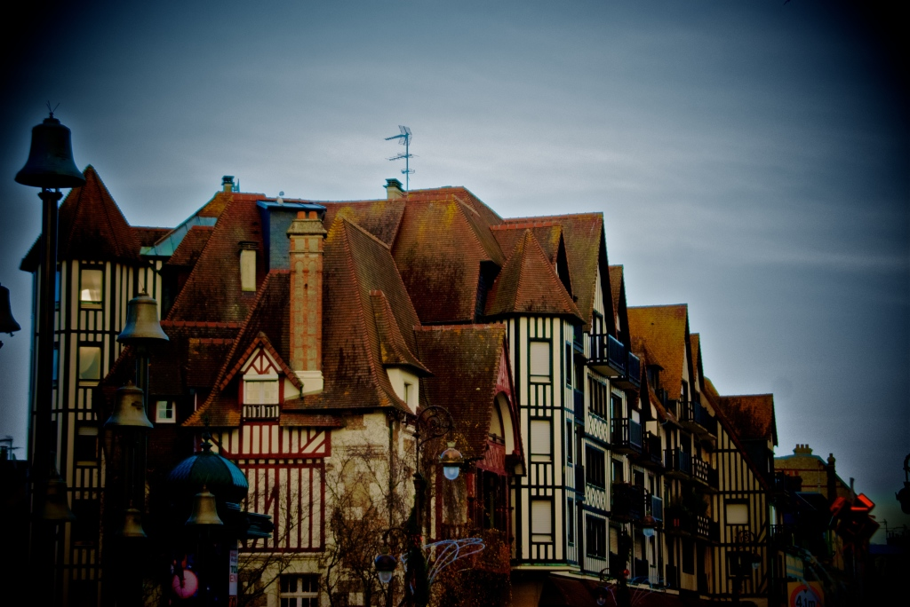 restaurants at deauville