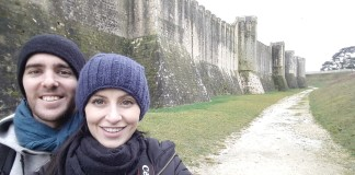 provins fortified wall