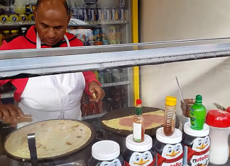 The best crepes in paris