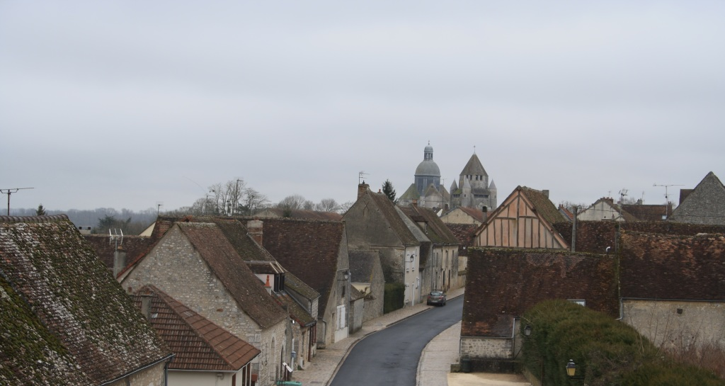 provins town center
