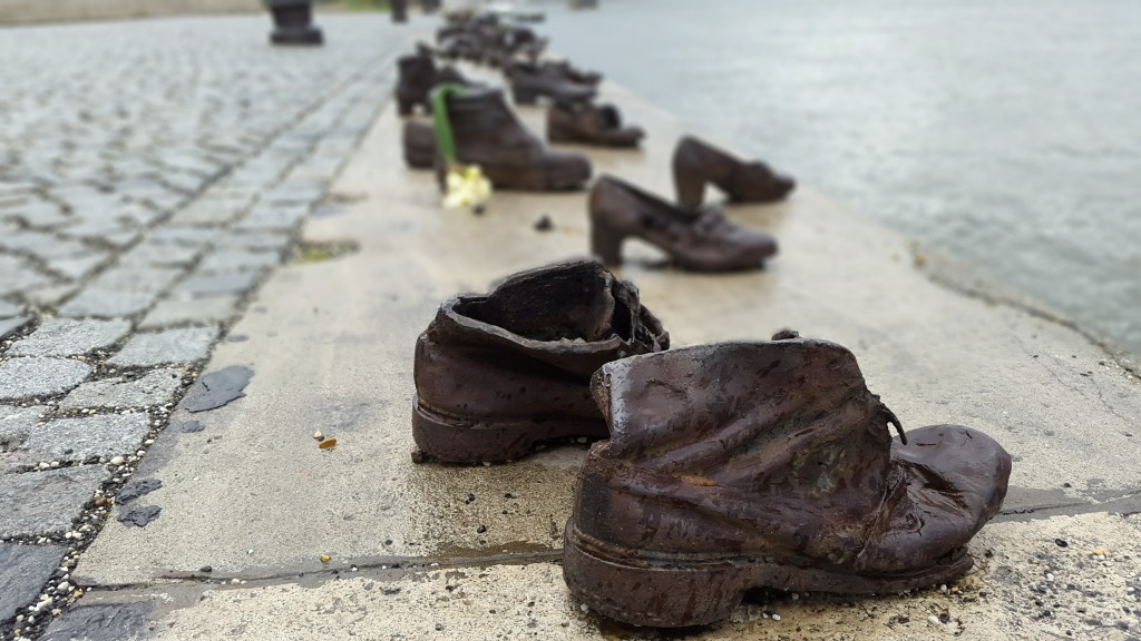 Shoes On The Danube Banks
