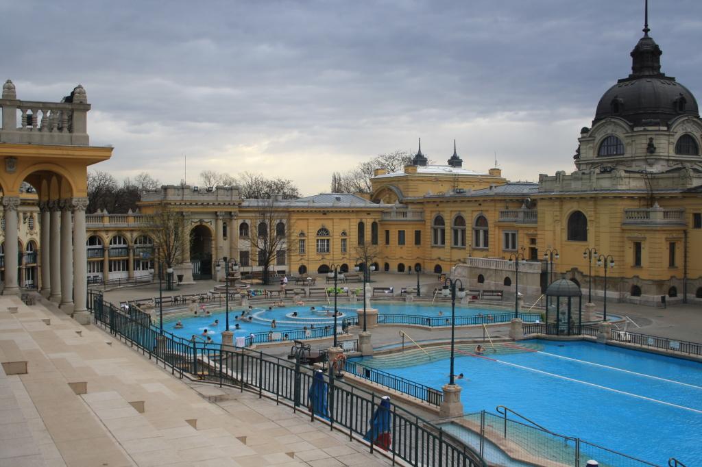 SZECHENYI BATHS turkish baths