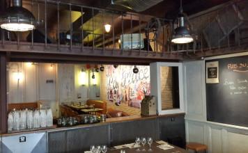 the palce to restaurant paris
