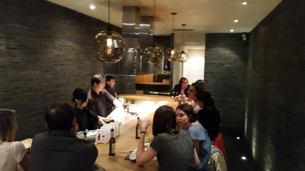 gyzoa restaurant paris