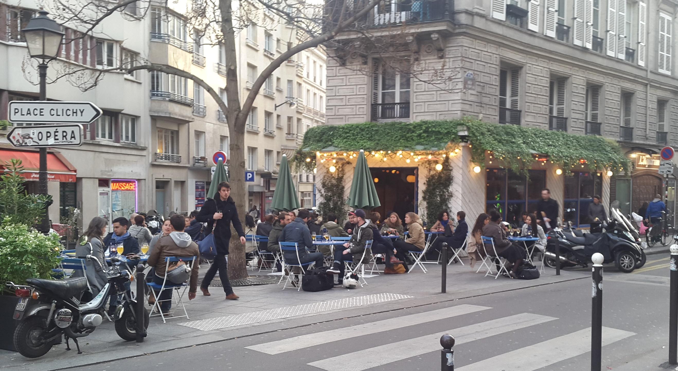 Restaurant  Ef Bf Bdme Paris