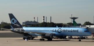 La Compagnie business class airline