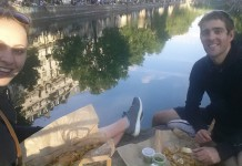 sunken chip fish and chips canal saint martin