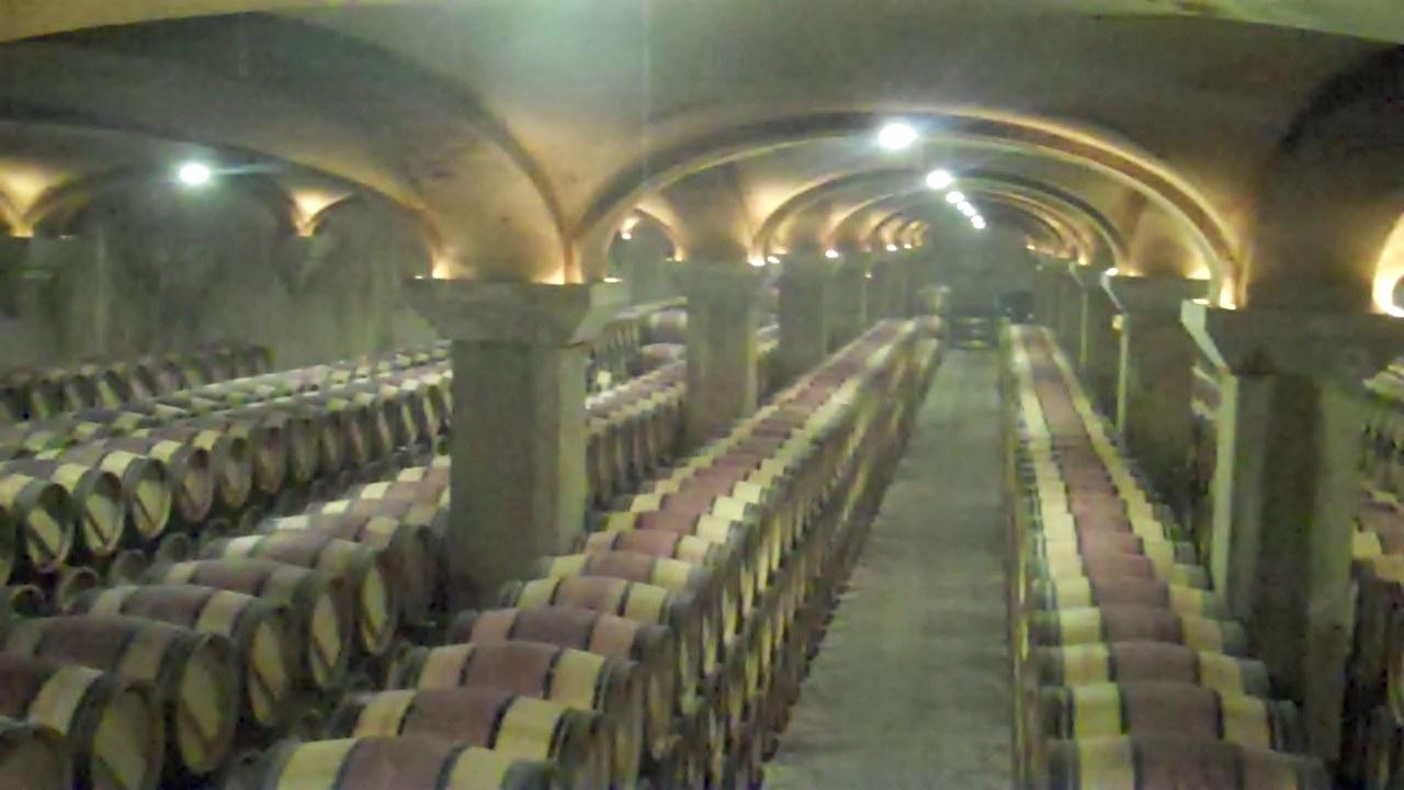 vineyards cellar